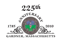 Gardner 225th Anniversary Logo
