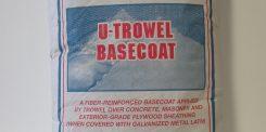 U-Trowel Basecoat