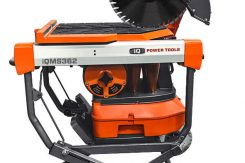 image of a dustless saw